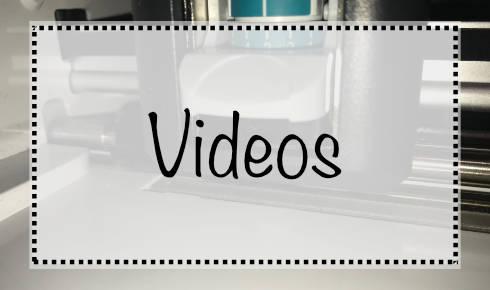 Tolle Videos zum Thema Nähen, Sticken, Plotten, Quilten