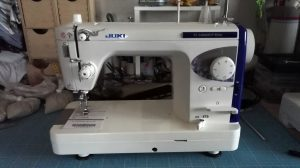 Juki TL-2200QVP mini Testbericht Kathy Henkel