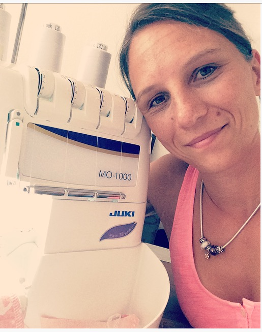 Juki MO-1000 Testbericht Carolin Holzheu