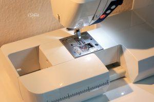 Juki HZL-G220 nähpark Testbericht
