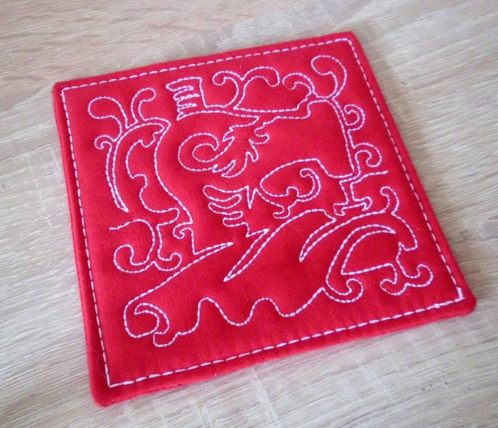 Neu im Stickmuster-Sortiment: nähPark Continuous Line Sewing Blocks ...