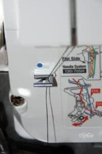 Juki MO-114D kühne naehpark testbericht