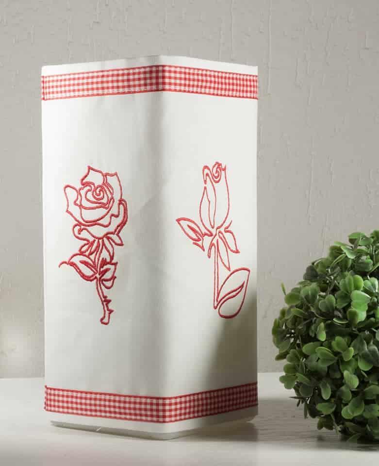 Nähpark Stickmuster Roses Designbeispiele(16)