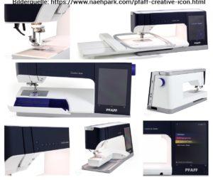 Shams Couture testet Icon