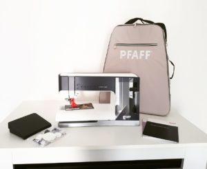 Pfaff Cerative Icon mit Tasche
