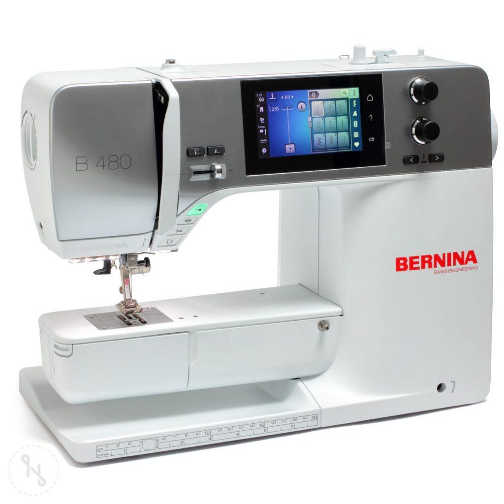 Bernina 480 N/ähmaschine 4er Serie