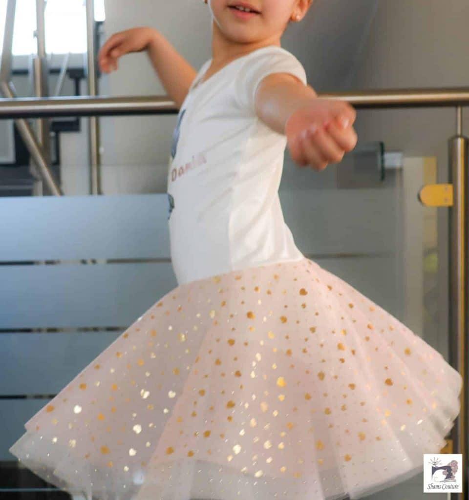 Ballett Tutu Shams Couture Petite