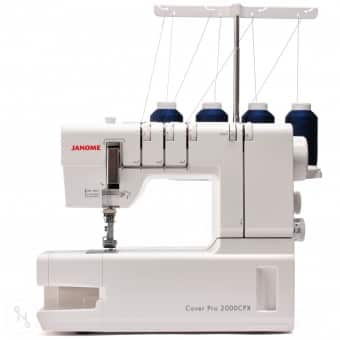 Janome 2000 CPX Cover
