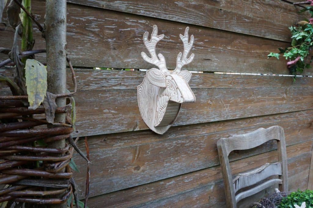 Oh Deer Stickmotiv