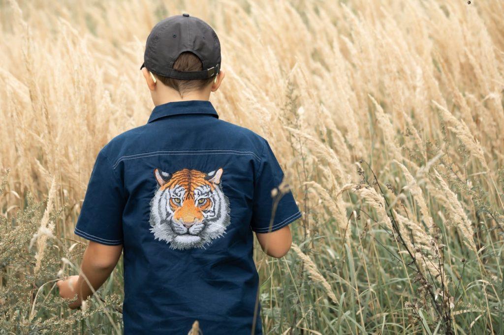 Leon Tigerhemd