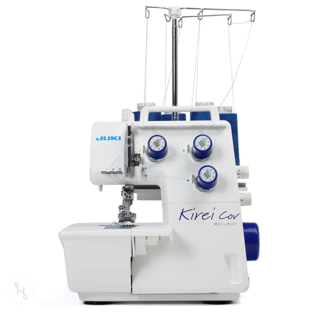 Juki Kirei Covermaschine