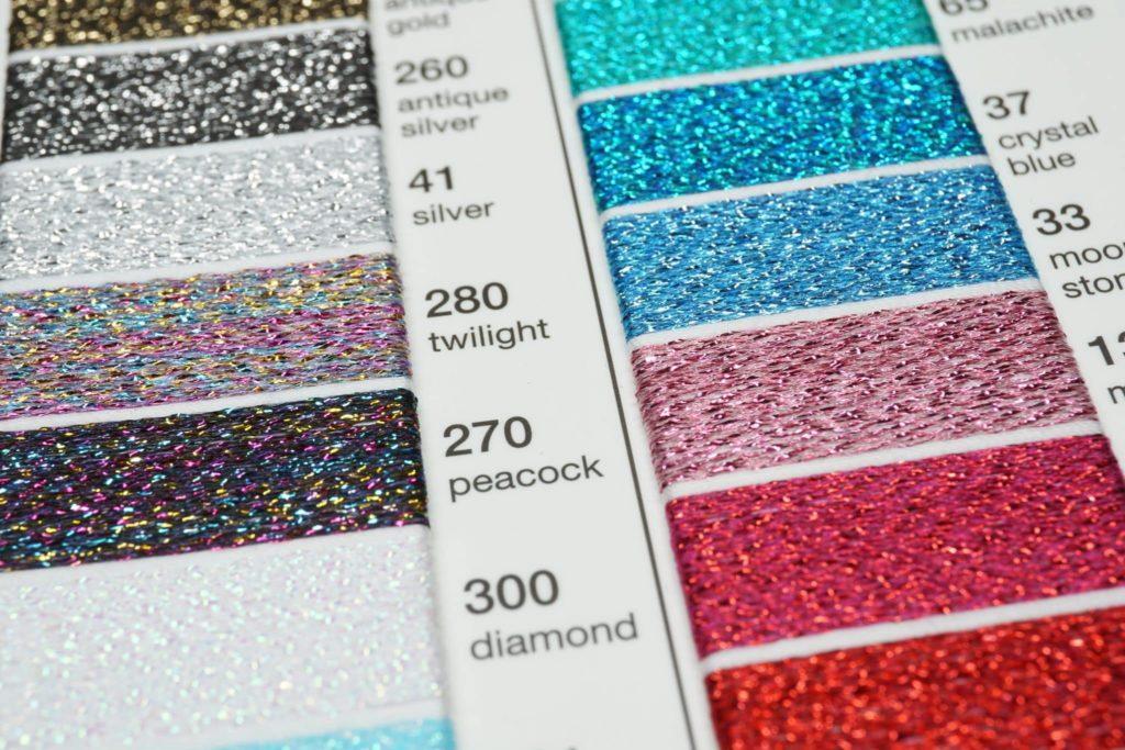 Madeira Metallic sparkling