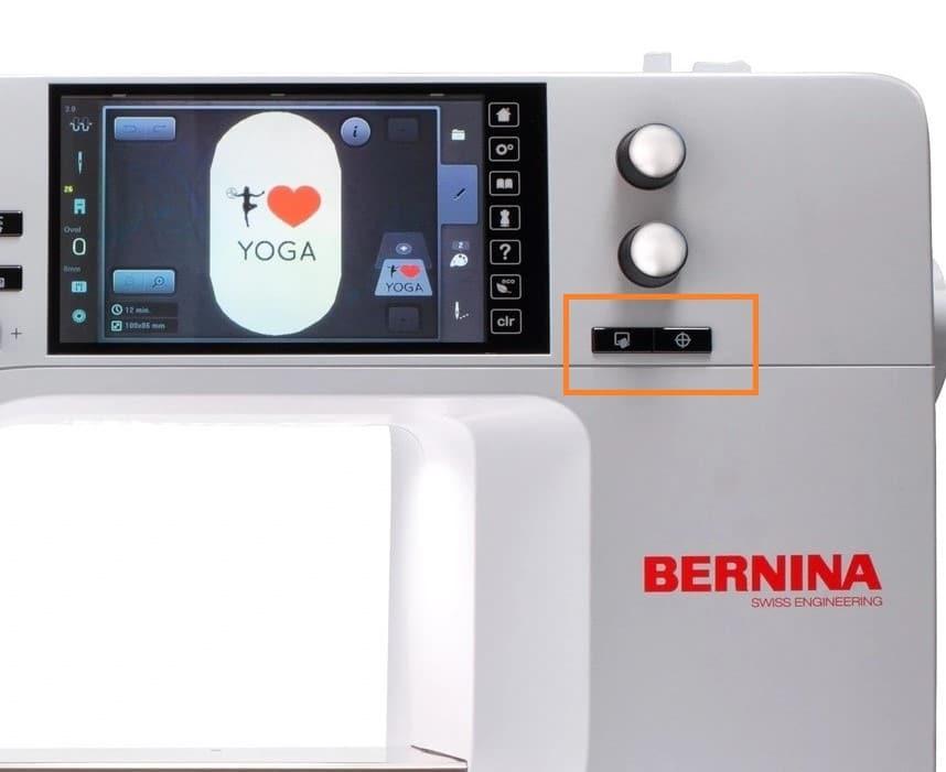 B700 Display kalibrieren
