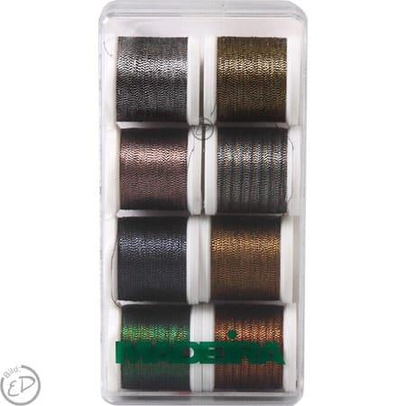 Madeira Metallic Soft Garnbox