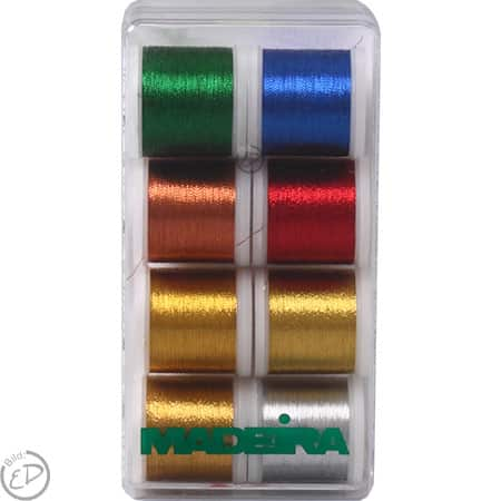 Garnbox Madeira Metallic