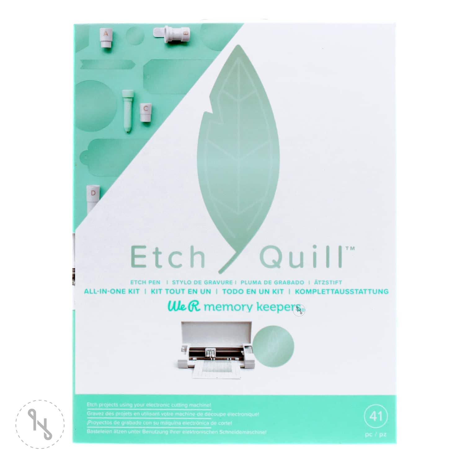 WE R MEMORY KEEPERS Etch Quill