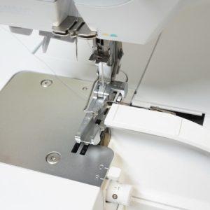 Perlen- und Paillettenfuß Bernina Overlock L850