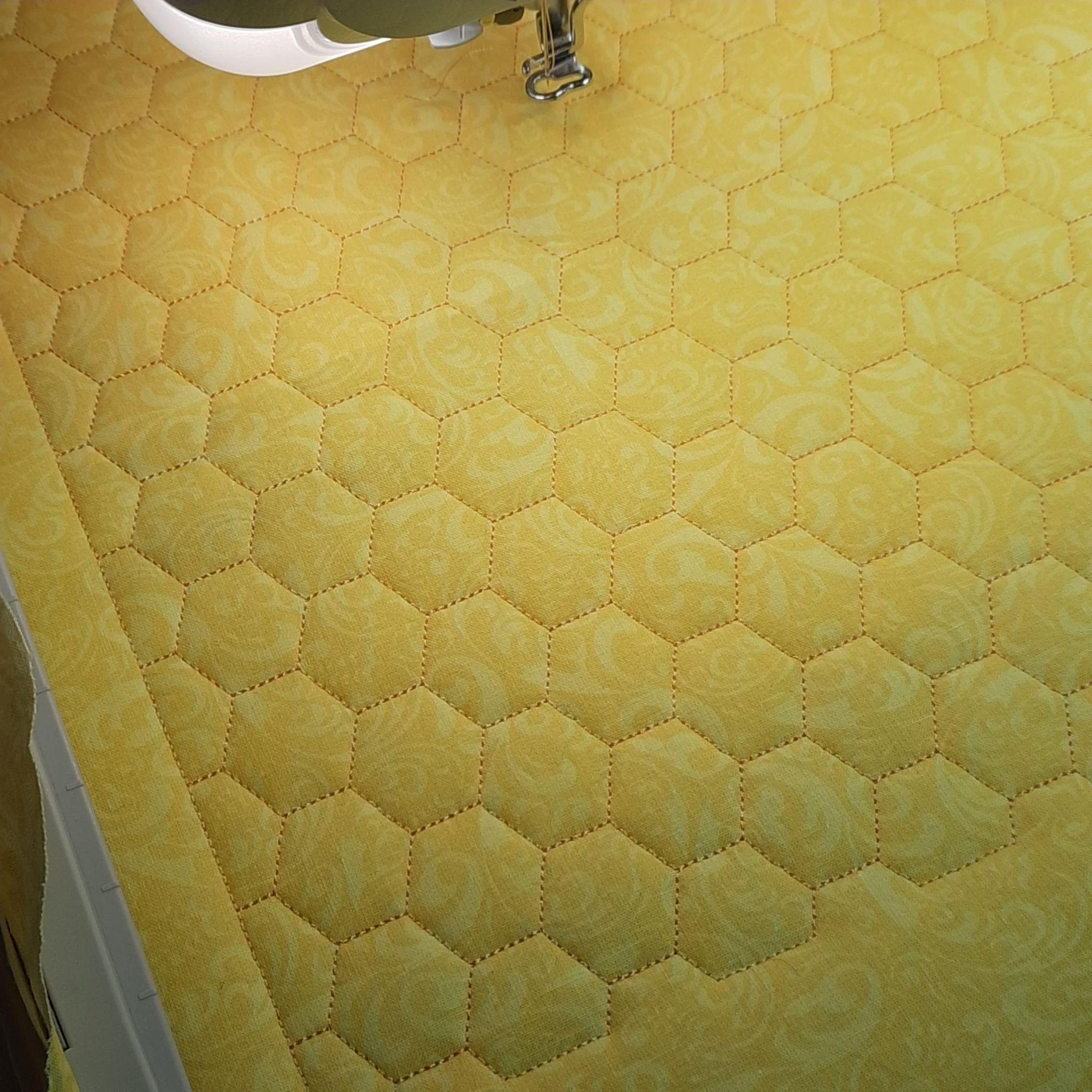 BERNINA V8: Musterfüllstiche verwenden und selbst erstellen