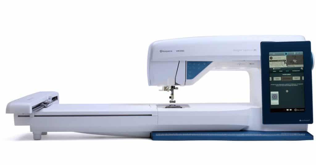 Designer Sapphire 85 Stickmaschine
