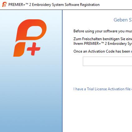 Premier +2 Pfaff Husqvarna