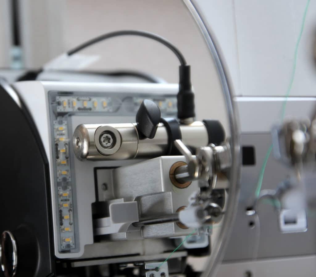 Laserpointer Q16 Anbau