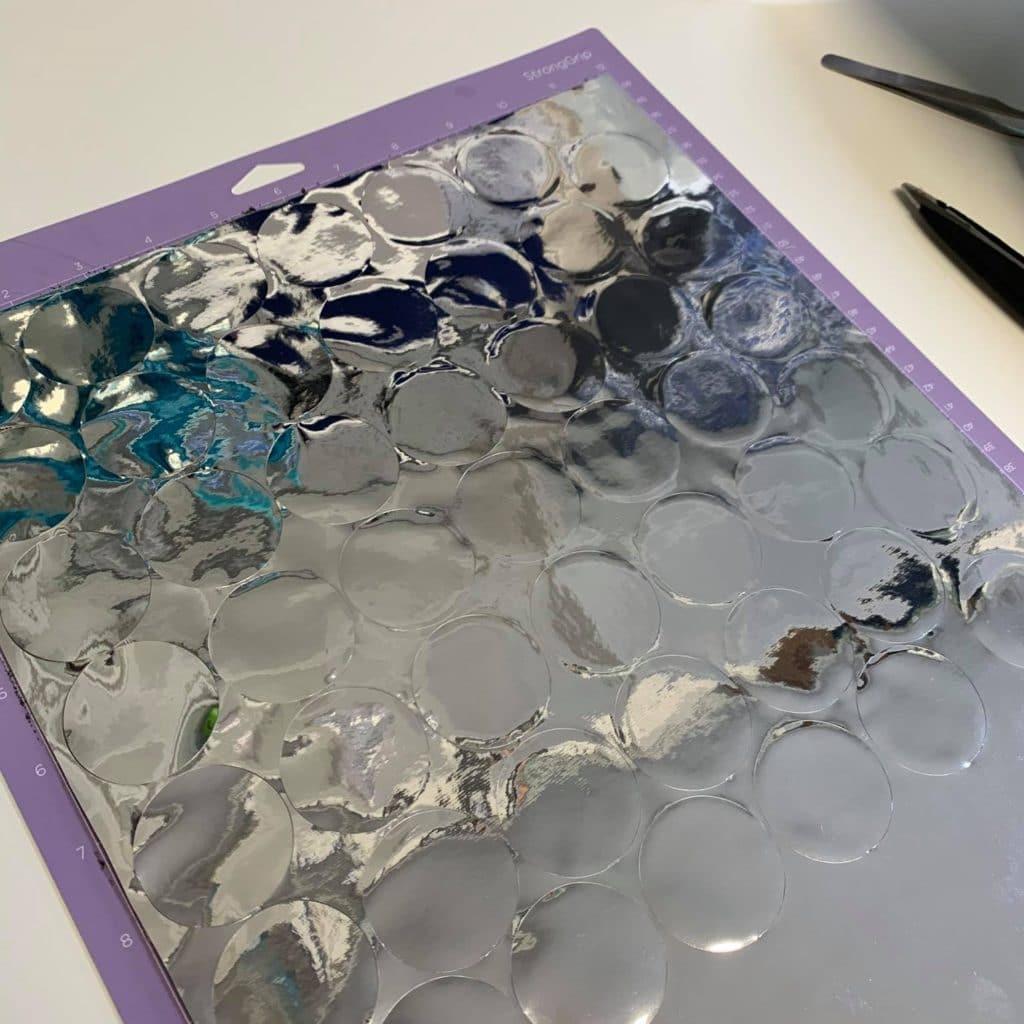Snaply Kunstleder Mirror
