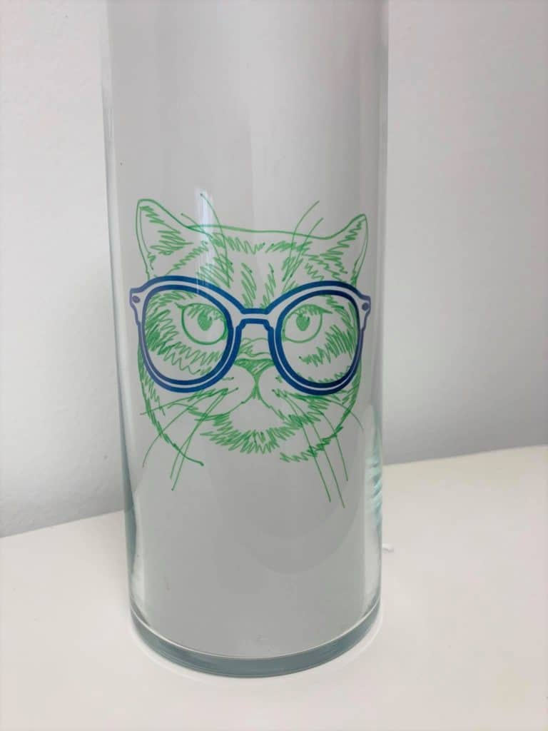 Vase Motiv Craft Genesis