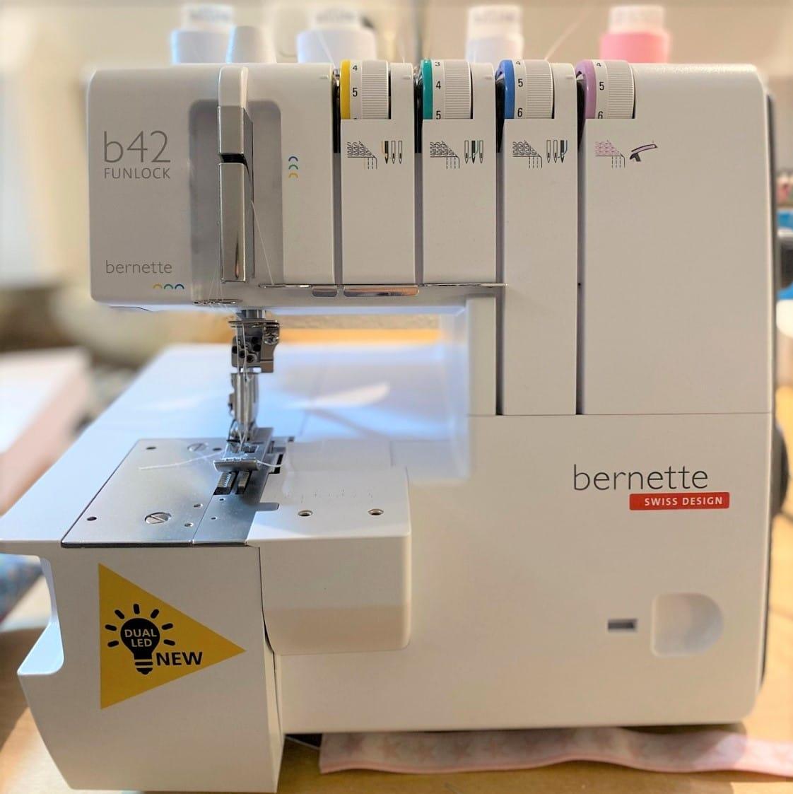 Covermaschine BERNETTE b42 Funlock