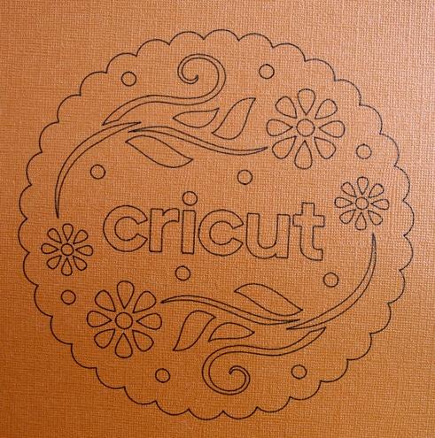 Cricut Fine Point black