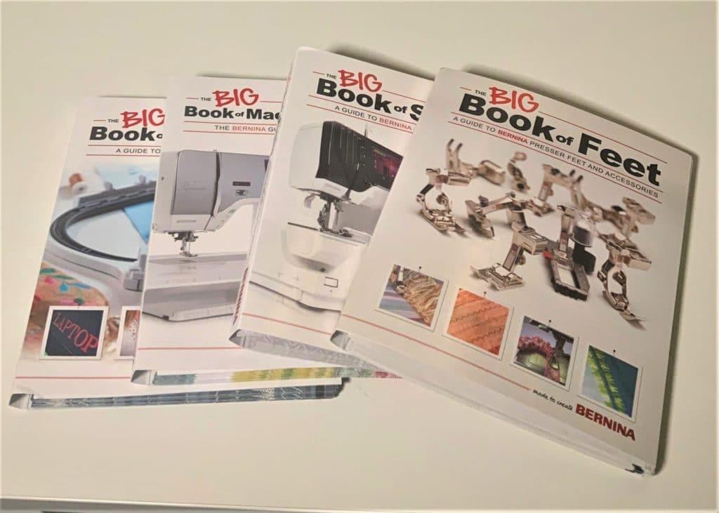 Bernina BIg Books