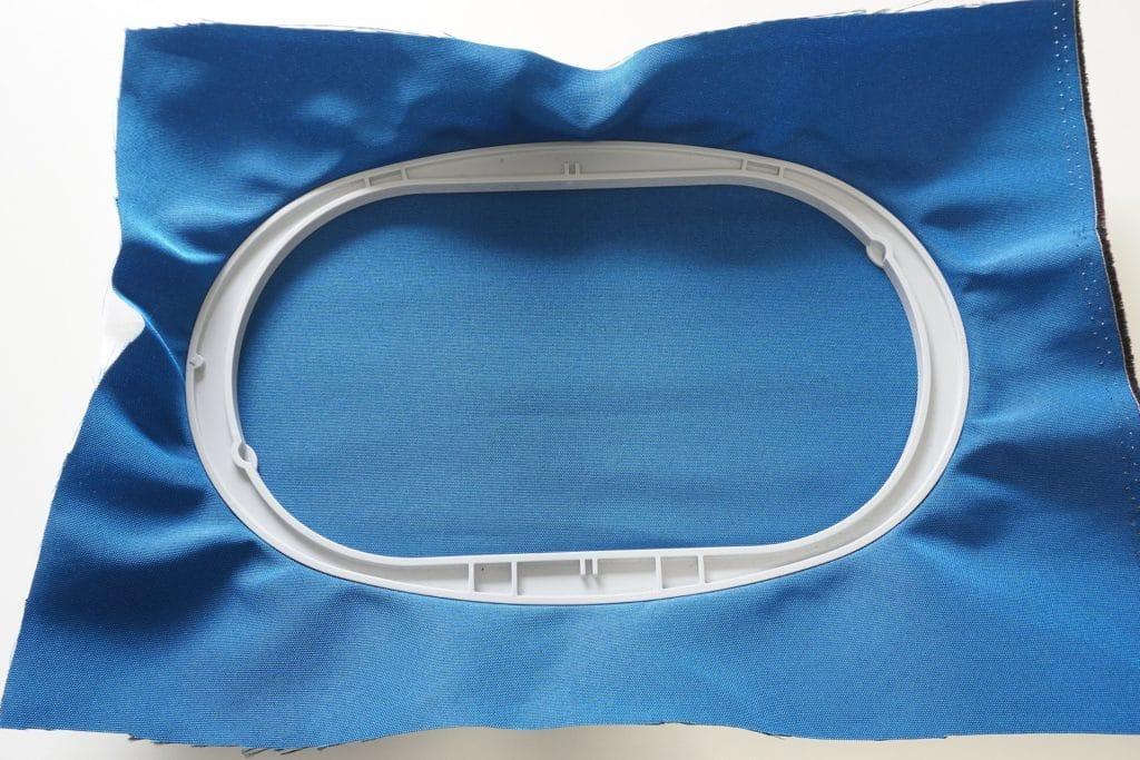 Bernina ovaler Rahmen