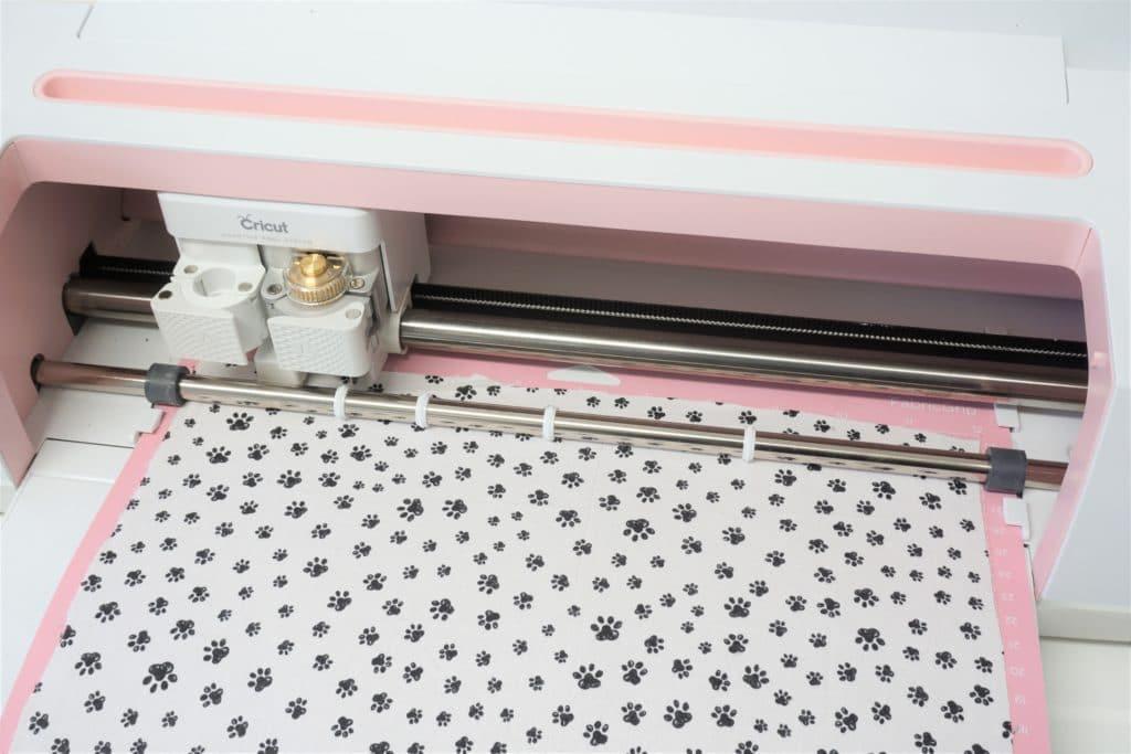 Maker Quilt schneiden