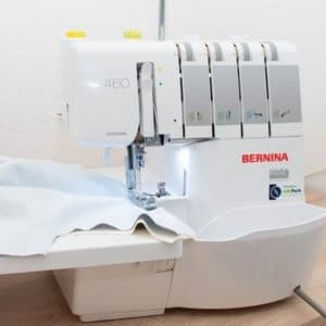 Bernina L460 Overlock Testbericht