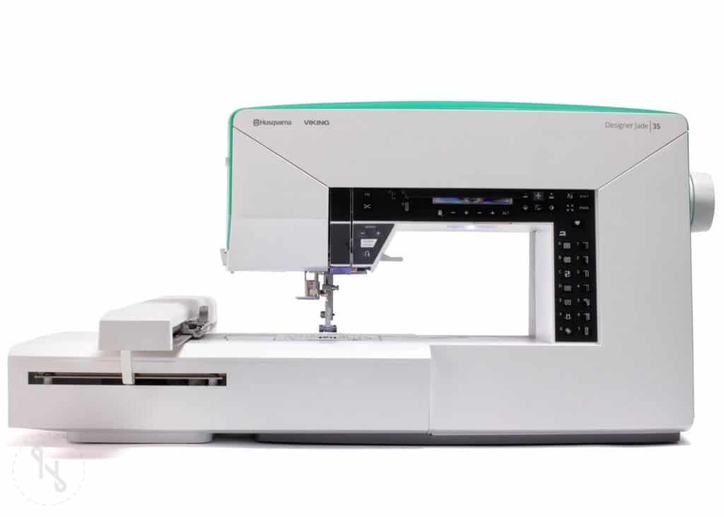 Jade 35 Stickmaschine Nähmaschine