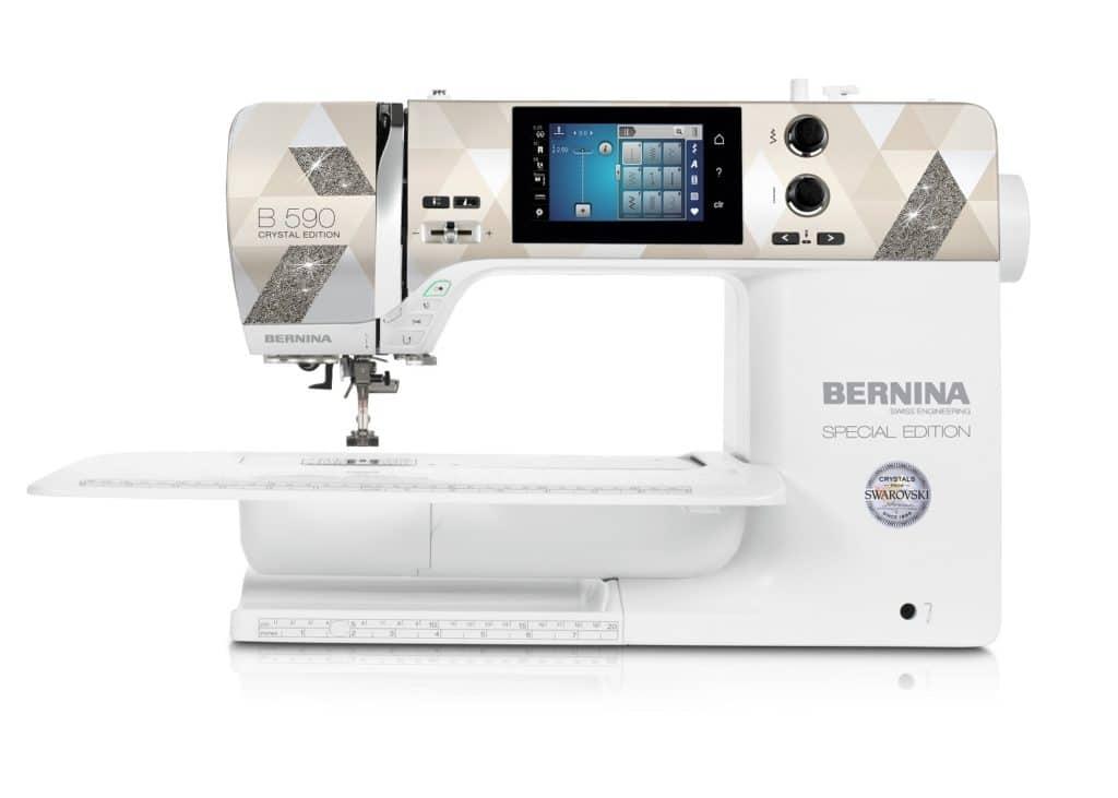 Bernina B590 Crystal Edition