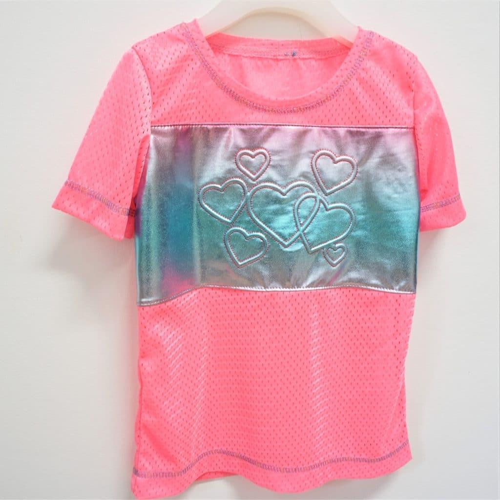 T-Shirt Foamy Fillers Folienjersey