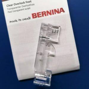 Klarsichtfuß L27 L850 Bernina