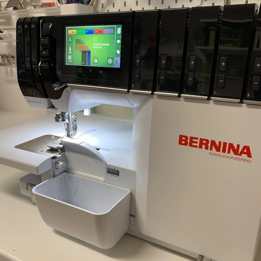 Testbericht Bernina L890