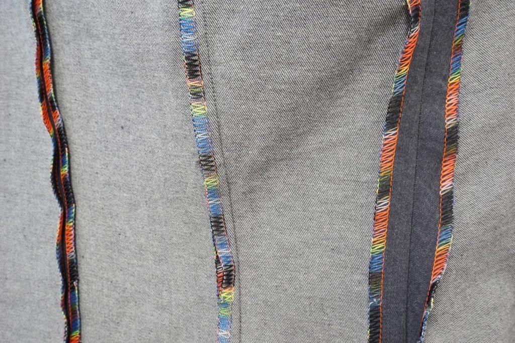 Güterman Bulky Lock Multicolor